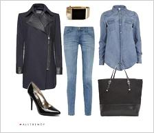 Zestaw ubrań - Jeans total look