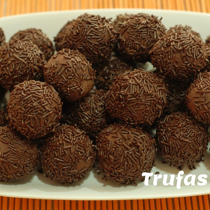52 best christmas in spain images on pinterest spain spanish truffles trufas spanish recipe in spanish english forumfinder Image collections
