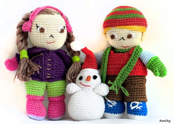 Free Crochet Patterns For Boy Toys : 17 Best images about Dolls on Pinterest Girl dolls ...