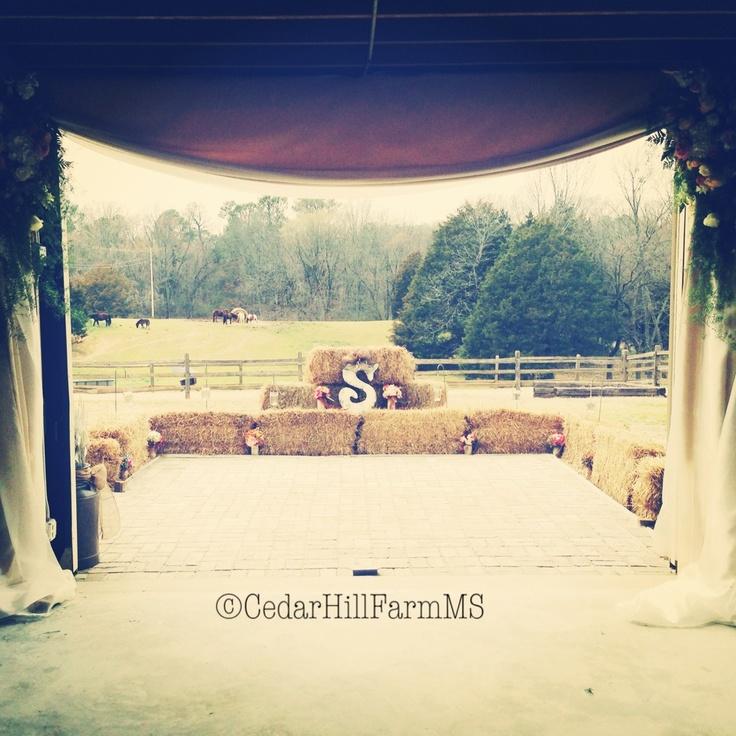 Barn wedding cedar hill farm hernandoms www