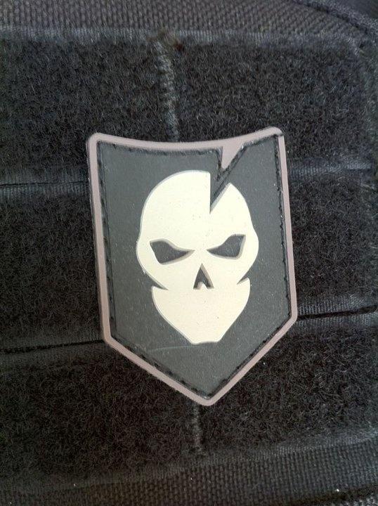 ITS Tactical Mini PVC Logo Patch - Tactical Madness