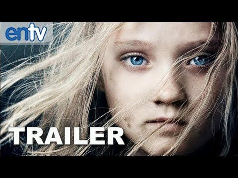 Les Miserables (2012) Official Trailer - This has got to be one of, if not my very favorite musical!!! Can't wait for it to come out!!!!! May not be fun for everyone else in the theater though - I'll probably end up singing through the whole thing!!! :)
