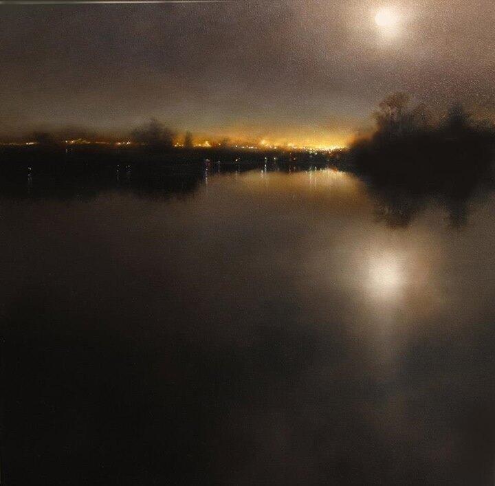 """""""Southern Core"""" #FineArt by artist Renato Muccillo. #Landscape #Art"""