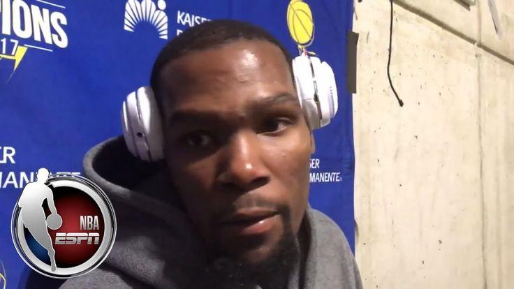#news#WorldNewsESPN News : Kevin Durant blames himself for Warriors bad performance against Jazz | ESPN