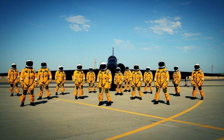 U-2 pilots.