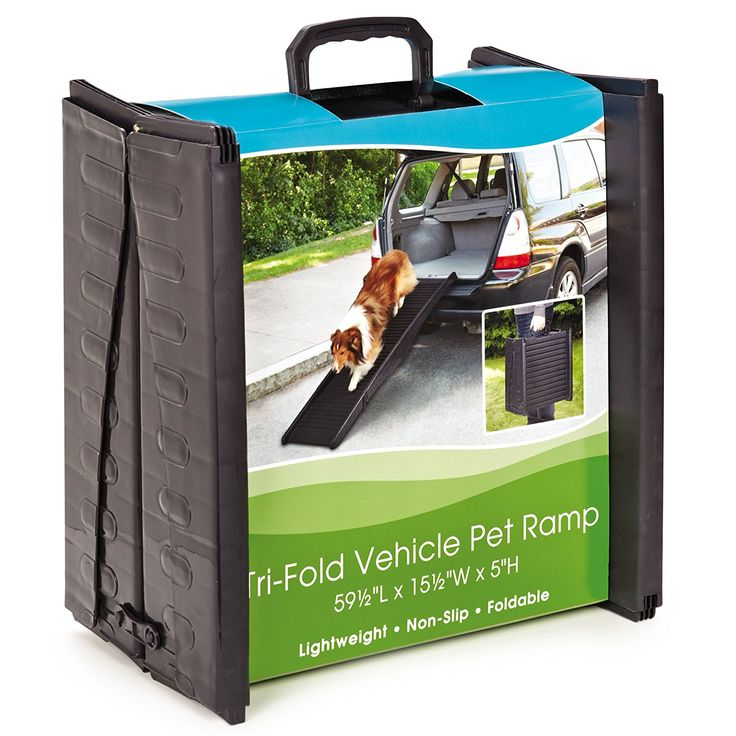 Guardian Gear Tri Fold Vehicle Pet Ramps *** Details can be found by clicking on the image.