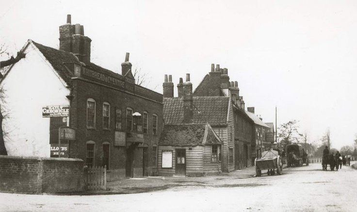 Tiger's Head, Bromley Road, Southend, c. 1895 Inns, Taverns and Pubs in Lewisham - Lewisham Heritage - Picasa Web Albums