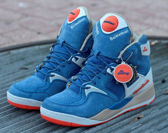 Packer Shoes x Reebok Pump 25th Anniversary
