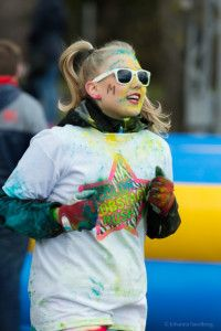 Color Obstacle Rush in Helsinki 2016