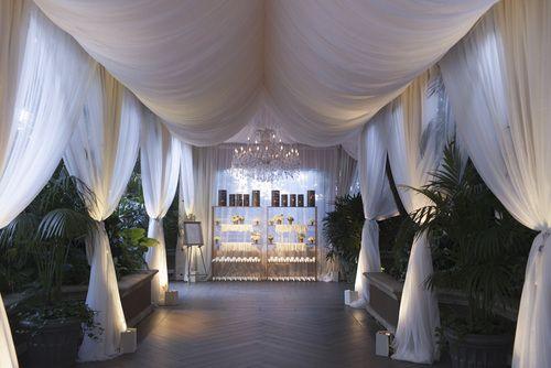 Formal Wedding Decor at Four Seasons Beverly Hills - Event Design by Eddie Zaratsian, Photo by John and Joseph Photography