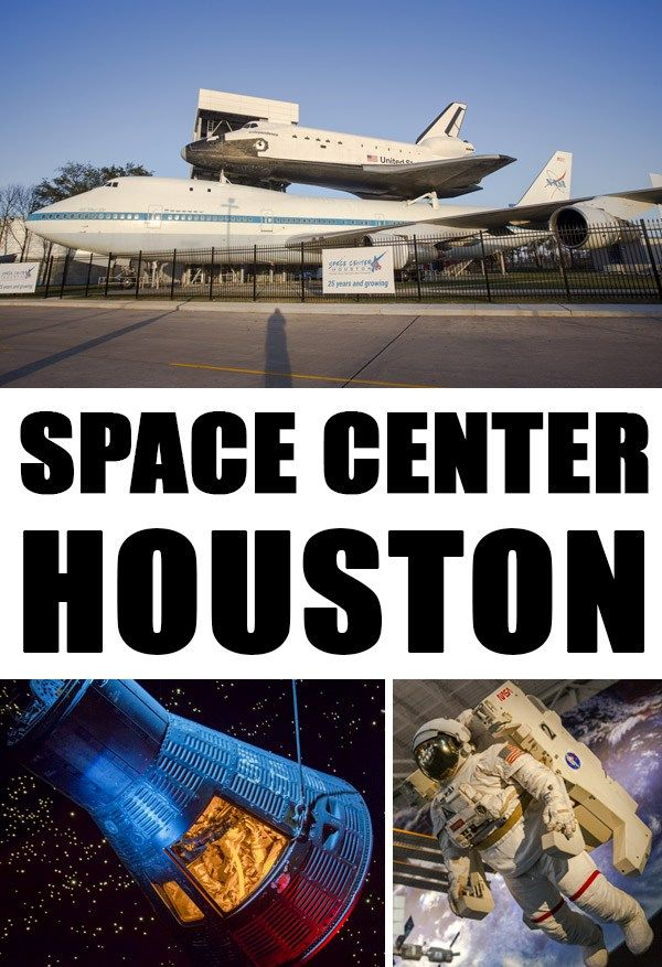 A guide to Space Center Houston, NASA's visitor center in Houston, Texas