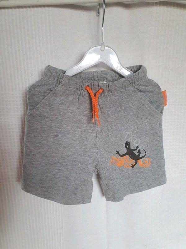 Szare Bawelniane Krotkie Spodenki Szorty Coccodrillo 68 3 6 M Sweaters Fashion Sweatshirts