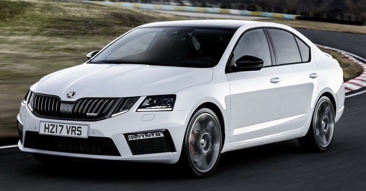 2017 Skoda Octavia On Sale In The UK, Starts From £17,055 #New_Cars #Prices