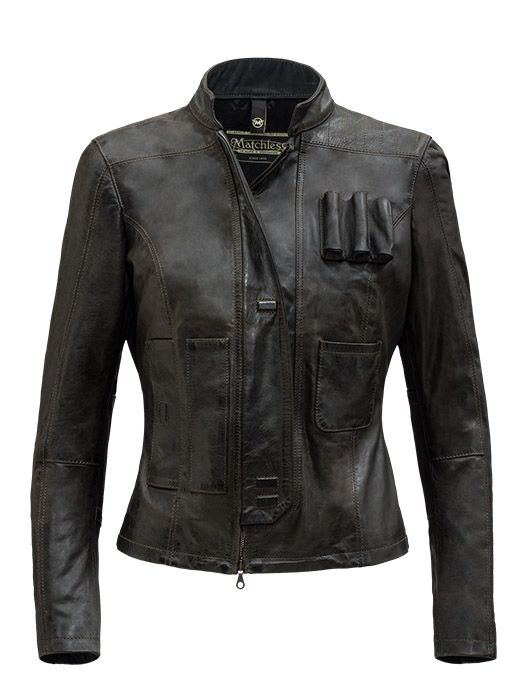 Matchless London Unveils A Line Of Star Wars-Inspired Jackets - HAN SOLO JACKET