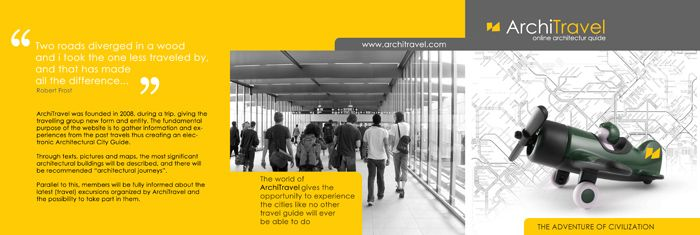 ArchiTravel_Booklet 1_out  http://www.architravel.com/  You can download it at the new ArchiTravel section 'DOWNLOADS': http://www.architravel.com/architravel/downloads