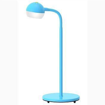 Briscoes - Tablefair Dylan LED Desk Lamp Sky Blue