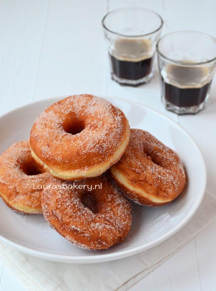 Donuts basisrecept + 3 variaties - donut recipe + 3 variations