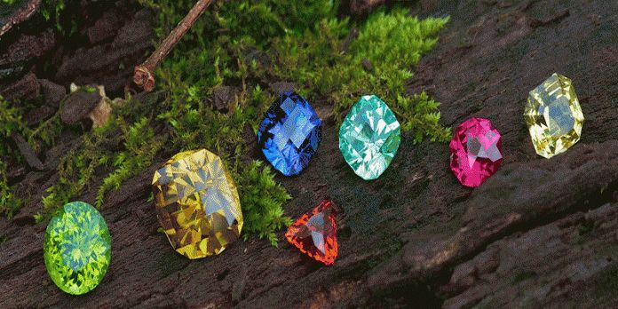 Know Your Suitable Gemstones According To Your Zodiac Signs. Read Full blog at Astrovidhi.com. #gemstone #zodiac_signs #sub-stones