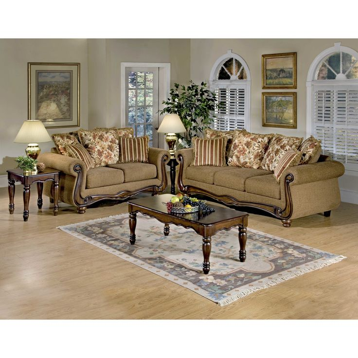 249 best Furniture Classic \ Traditional images on Pinterest - free living room furniture