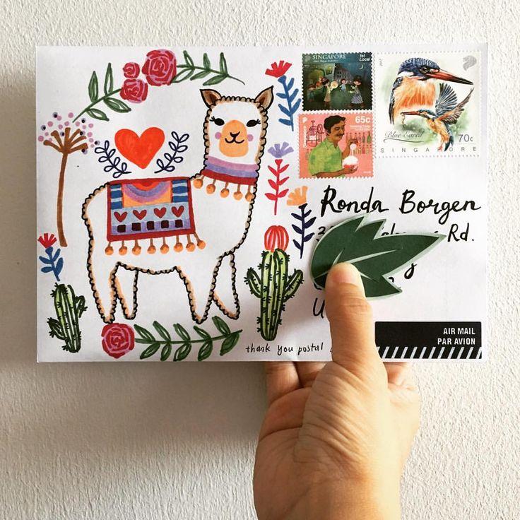 Как делать свои открытки для посткроссинга