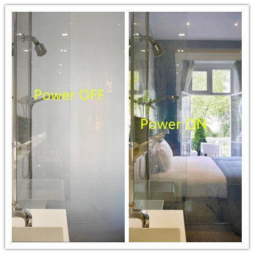 Bathroom With Magic Glass. Email:ytrushui@gmail.com,skype:adak1573 · Smart  Glass Part 63