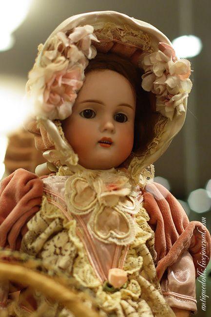 Журнал о старинных куклах - Музей уникальных кукол в Москве