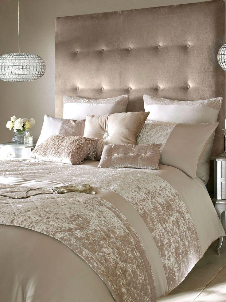 Best 25 custom bedding ideas on pinterest custom bunk for Velvet bedroom designs