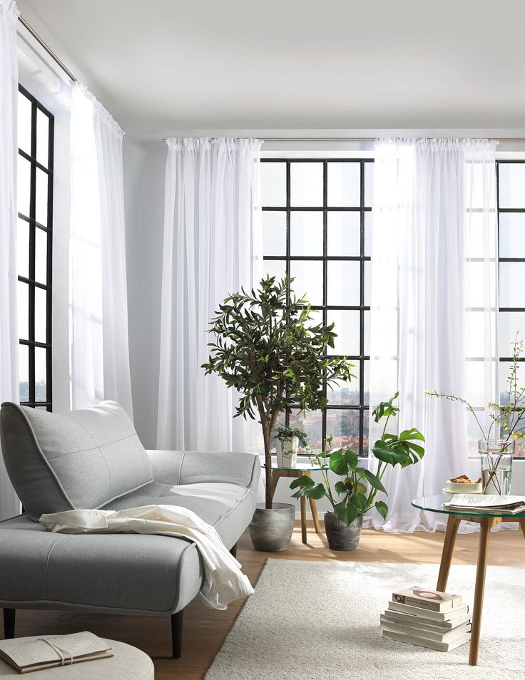 die besten 25 bild fenstervorh nge ideen auf pinterest vorh nge beige kurze fenstervorh nge. Black Bedroom Furniture Sets. Home Design Ideas