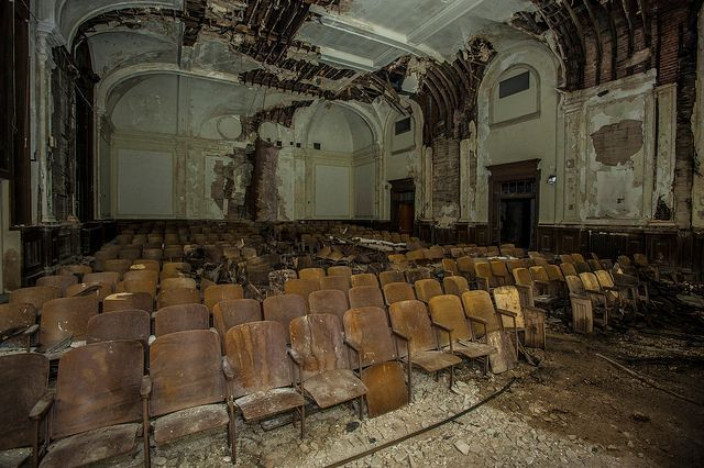 10 Creepy Abandoned Boarding Schools of the World