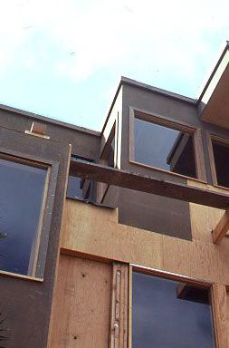 Best 25 plywood siding ideas on pinterest - Exterior grade paint concept ...