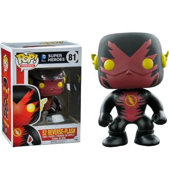 The Flash - New 52 Reverse-Flash Pop! Vinyl Figure main image