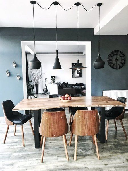 die 4 trends aus dem august in 2019 wandfarbe dinning room colors room wall colors und room. Black Bedroom Furniture Sets. Home Design Ideas