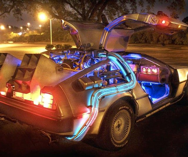 Replica DeLorean Time Machine - http://tiwib.co/replica-delorean-time-machine/ #Transportation