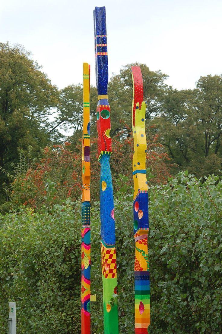 Gartenkunst, Skulpturen - Marburg