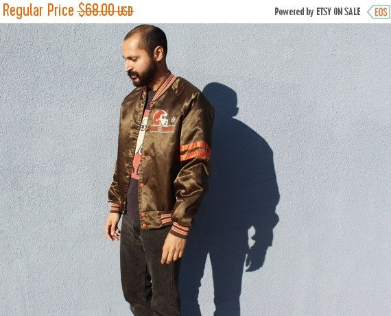 ON SALE Cleveland Browns Jacket Medium Vintage 90s Cleveland Browns NFL Snap Button Jacket Vintage Browns Jacket Medium 90s Nfl Browns by DiveVintage from Passport Vintage. Find it now at http://ift.tt/2kEQMI4!