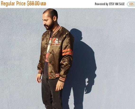 ON SALE Cleveland Browns Jacket Medium Vintage 90s Cleveland Browns NFL Snap Button Jacket Vintage Browns Jacket Medium 90s Nfl Browns by DiveVintage from Passport Vintage. Find it now at http://ift.tt/2kEQMI4!