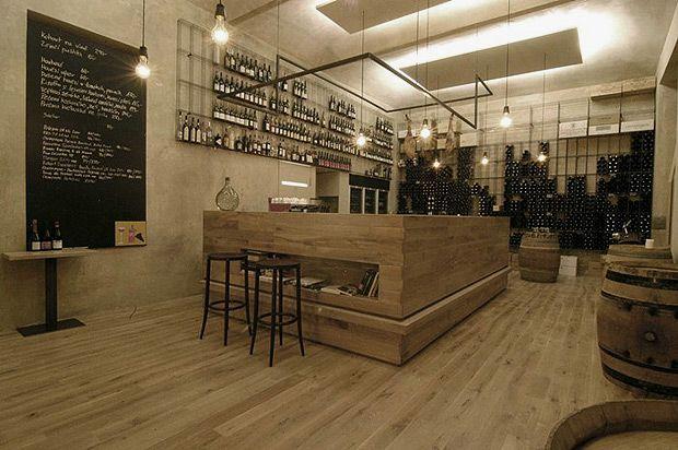 Prague, Prague... Boutique et bar à vin.