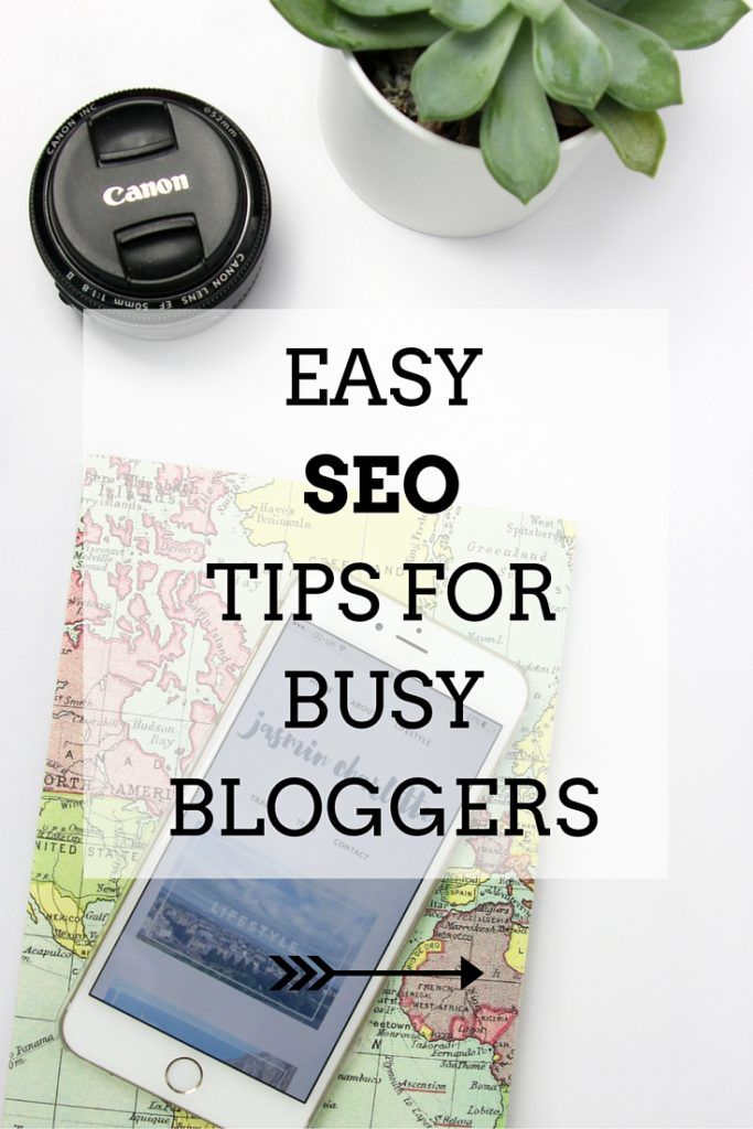 Want to focus on SEO but dont know where to start- Here are some easy tips for busy bloggers