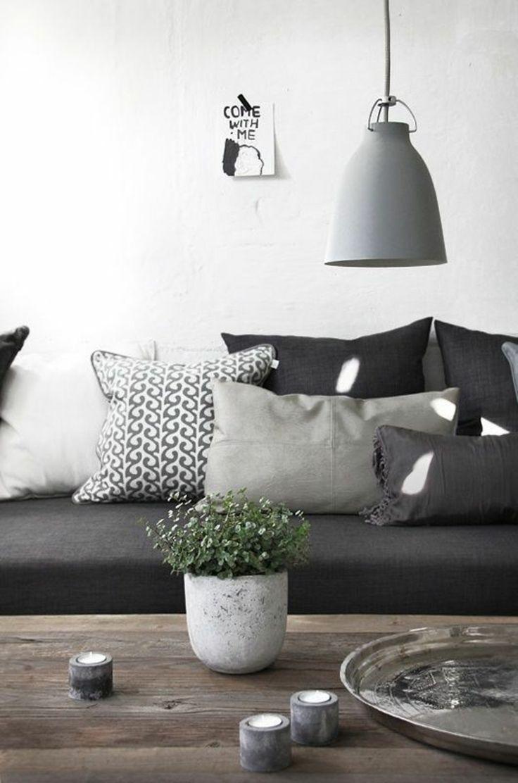 Die Besten 25+ Skandinavisches Wohnzimmer Ideen Auf Pinterest ... Skandinavisch Wohnen Wohnzimmer