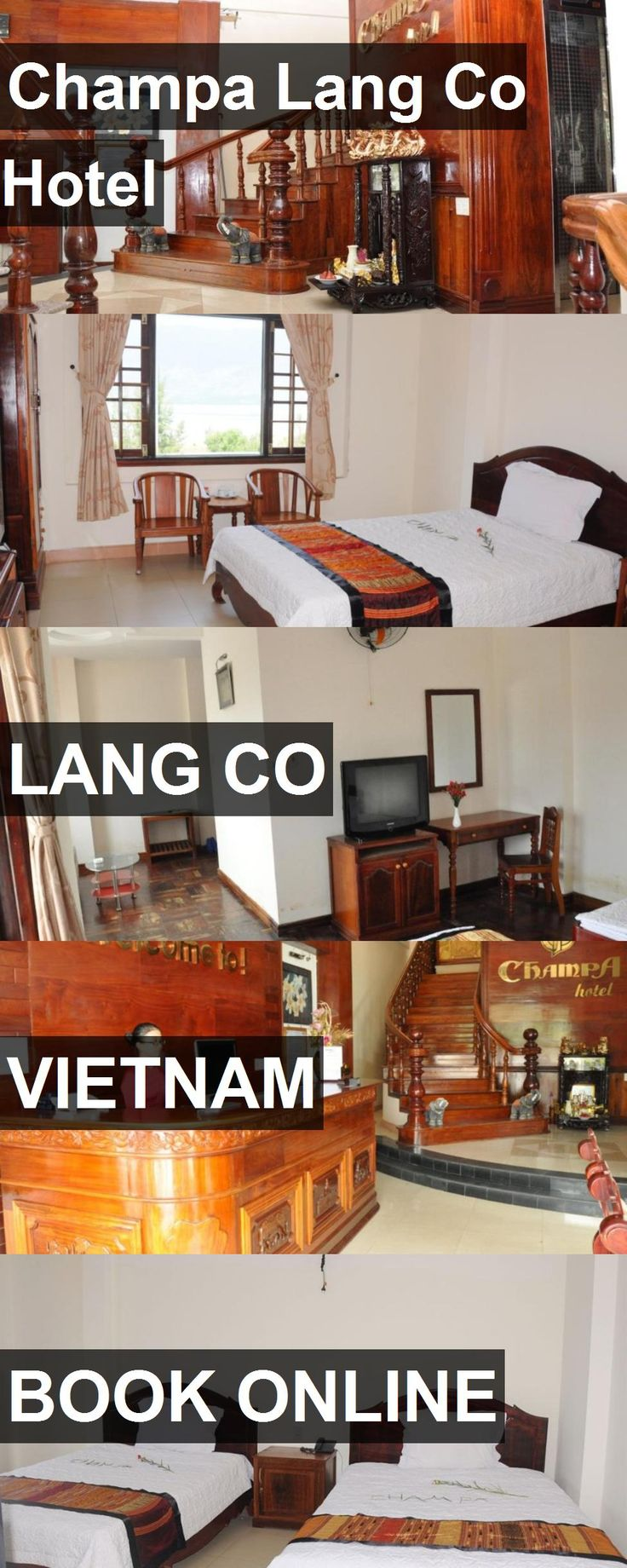 Hotel Champa Lang Co Hotel in Lang Co, Vietnam. For more information, photos, reviews and best prices please follow the link. #Vietnam #LangCo #ChampaLangCoHotel #hotel #travel #vacation