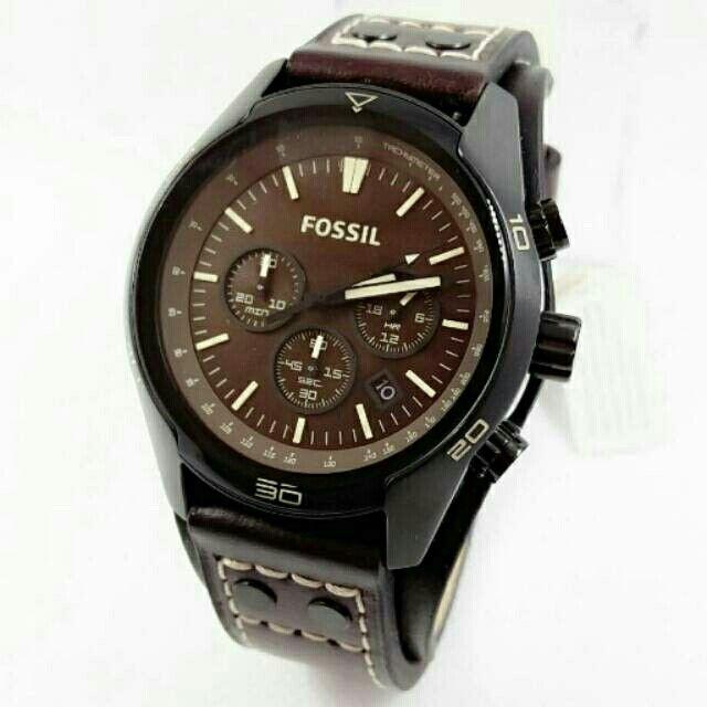 Saya menjual Jam Tangan Pria Fossil CH 2990 Leather ( Kulit ) Original Murah seharga Rp1.900.000. Dapatkan produk ini hanya di Shopee! https://shopee.co.id/azshop30/285129457/ #ShopeeID