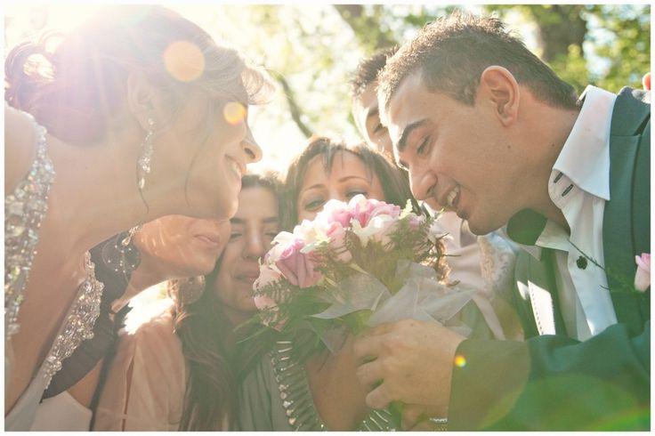 sunshine + wedding bells
