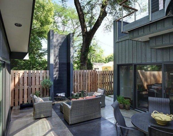 Дом в городе Мэдисон, штат Висконсин - Дизайн интерьеров   Идеи вашего дома   Lodgers