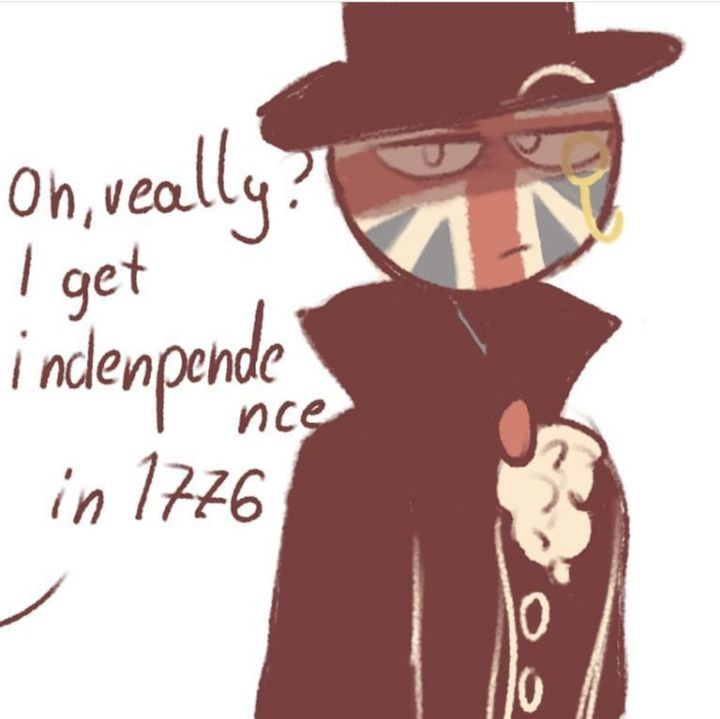 Countryhumans Gallery 3 America And Martial Law Comic Country