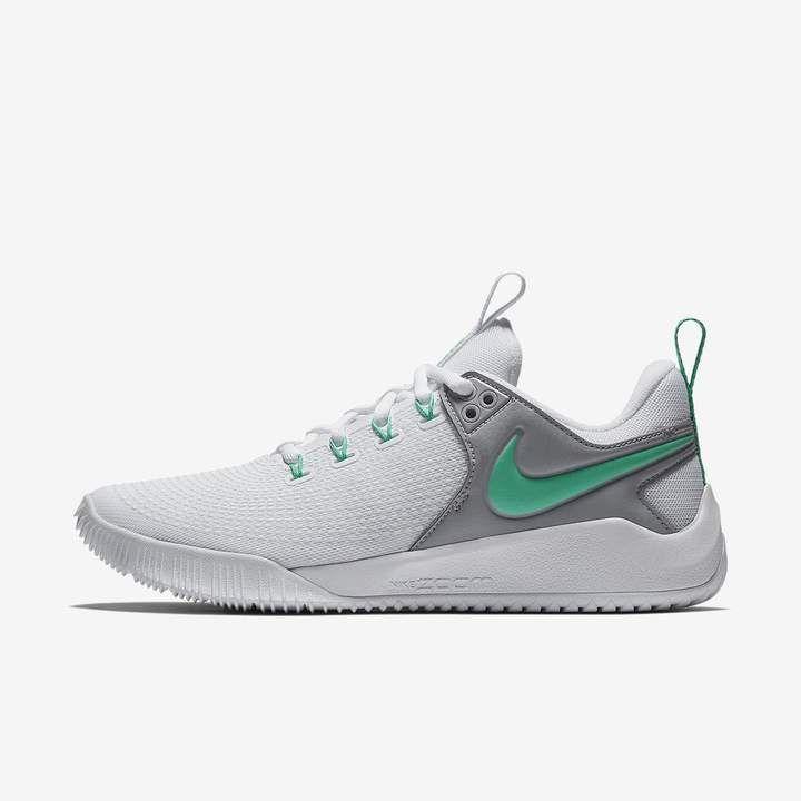 Nike Zoom Hyperace 2 Women S Volleyball Shoe Nike Com In 2020 Volleyball Shoes Best Volleyball Shoes Cute Nike Shoes