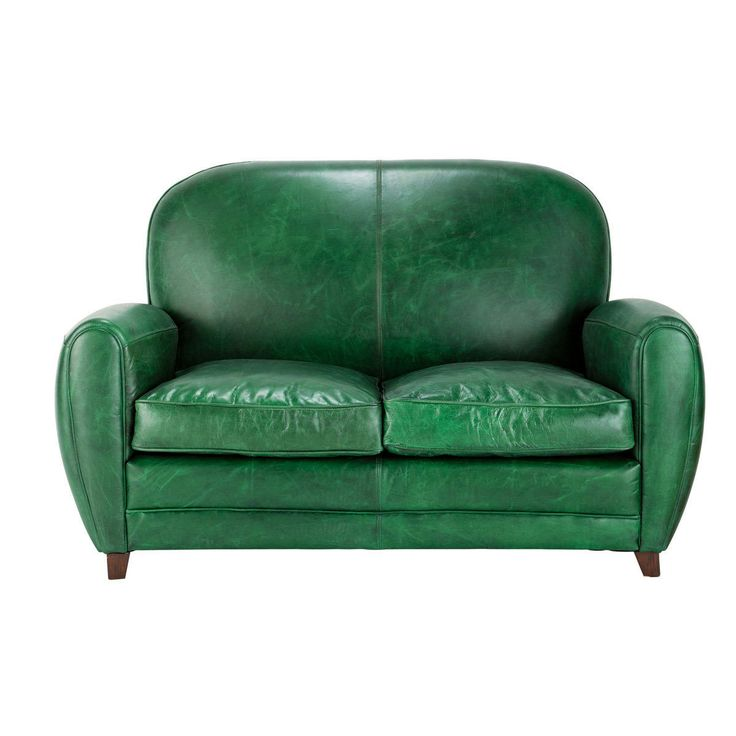 Best 25+ Green Leather Sofas Ideas On Pinterest | Green Leather Sofa, Green  Living Room Sofas And Rearranging Living Room