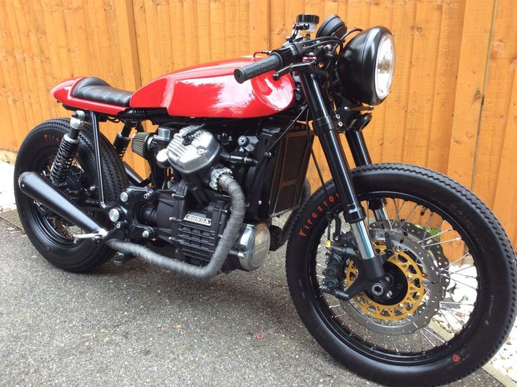 HONDA CX500 INCREDIBLE CUSTOM CAFE RACER | eBay