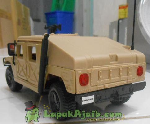 Diecast Humvee