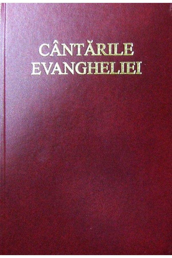 Cantarile Evangheliei cartea rosie