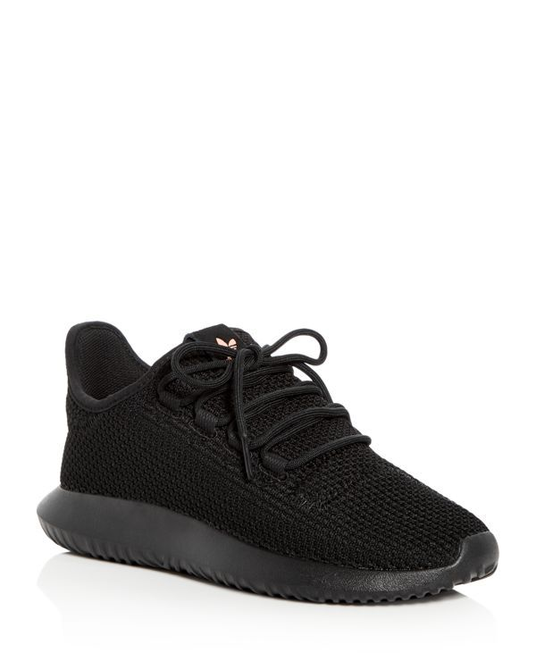 56541513700f Adidas Women s Tubular Shadow Knit Lace Up Sneakers